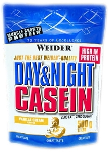 Day & Night Casein 500 г (Weider)