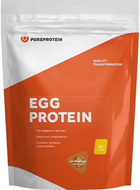 Egg Protein 600 г (PureProtein)