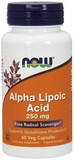 Alpha Lipoic Acid 250 мг 60 гк (NOW)