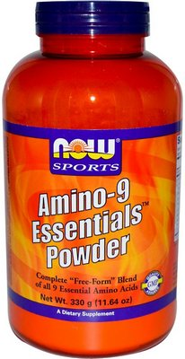 Amino-9 Essentials Powder 330 г (NOW)