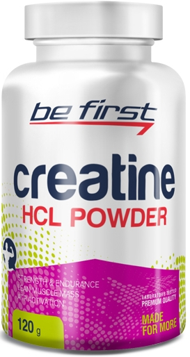 Creatine HCL powder 120 г (Be First)