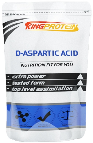 D-Aspartic Acid 100 г (KingProtein)