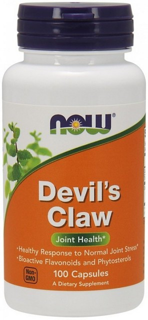 Devils Claw Root 500 мг 100 к (NOW)