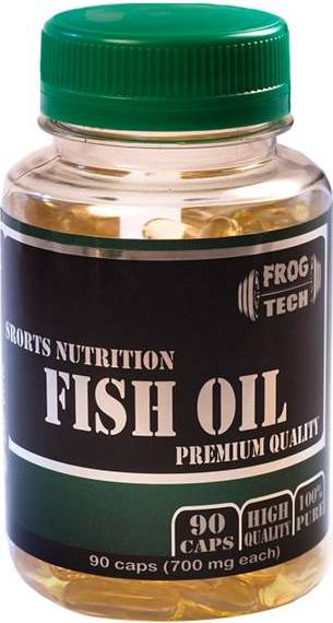 Fish Oil 700 мг 90 к (FrogTech)