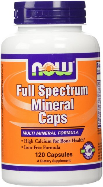 Full Spectrum Minerals 120 к (NOW)