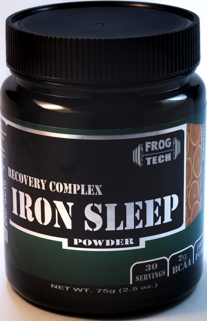Iron Sleep 75 г (FrogTech)