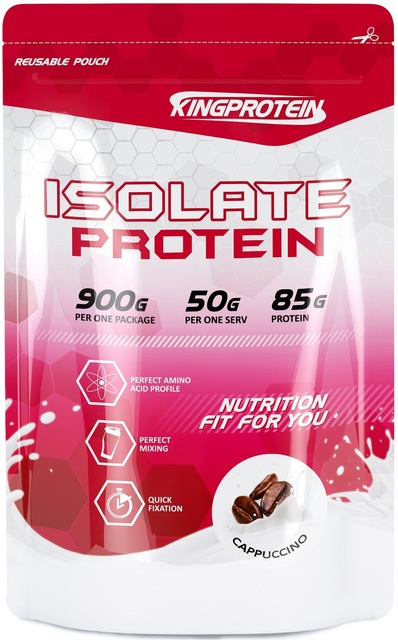 Isolate Protein 900 г (KingProtein)