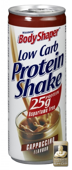 Low carb Protein Shake  250 мл (Weider)